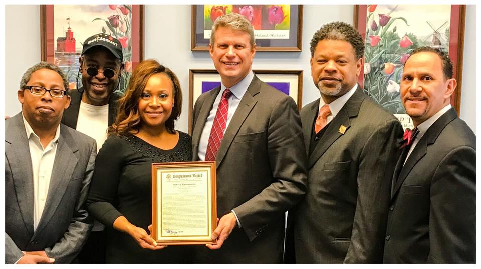Frederick Douglass Foundation - In The Spotlight